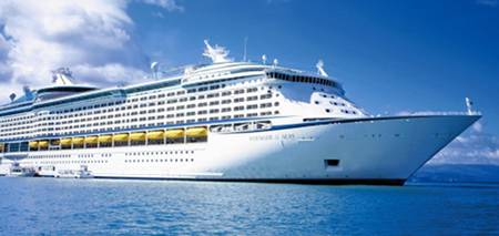 [Royal Caribbean Cruise Ship]