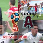 Group A Highlight: The Last Standing – FIFA World CUp 2018